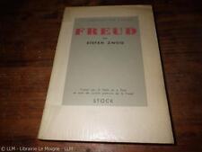 1932.Freud.Stefan Zweig