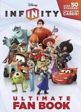Disney Infinity: The Ultimate Fan Book! (Disney Infinity) (Full-Color Activity B