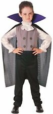 Vampire Boy Kids Halloween Costume - Medium ( Size 8-10 ) 881912