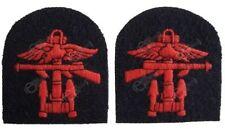 Rank Slides & Epaulettes British 1914-1945 Militaria