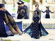 Asia/India/Paquistaní Anarkali Salwar Kameez Traje de Boda de diseñador