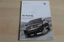 97845) VW Touareg - Preise & Extras - Prospekt 04/2004