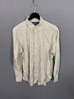RALPH LAUREN BERTRAND Shirt - Large - Check - Great Condition - Men's
