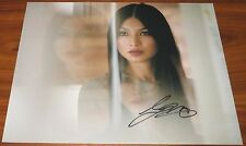 Hot Gemma Chan Signed 11x14 Fantastic Beast Humans Sherlock Exact Proof