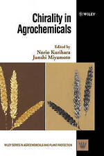 Chirality in Agrochemicals (Hardback book, 1998)