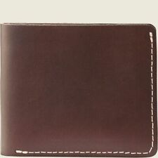 Red Wing Classic Bifold Wallet # 95034 Amber Frontier Leather Made In USA