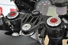 MELOTTI PIASTRA di STERZO VERSIONE PISTA in ERGAL  APRILIA RS 125 RACE REPLIC