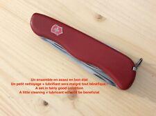 Swiss Army Knife Restoration - Victorinox Rucksack (111mm)