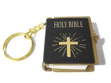 Holy Bible Key Chain Item 4724
