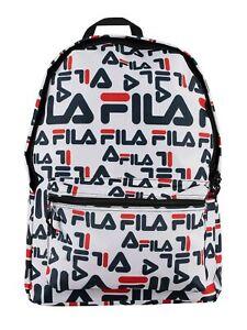 Fila Men's Arda 2 Backpack, White