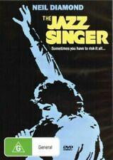 The Jazz Singer DVD Postage Within Australia Region 4