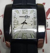 Very Rare, Vintage (90's) Men's Immersion Watch Co Italy - Japan Quartz Mvmt