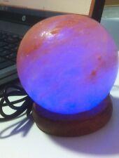 Lampe De Sel USB. sphère. pour connecter a le réseau ou à L' ordinateur