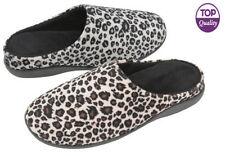 Pantofole da donna neri