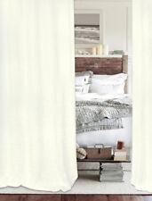Tende Bianchi In Misto Cotone Per La Casa Ebay