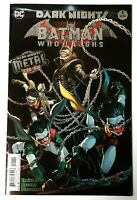 Batman Who Laughs #1 1st Print Foil Cover (2018) DC Comics Dark Nights Metal