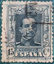 ALFONSO XIII 1922-1930 NUMERO 315A USADO