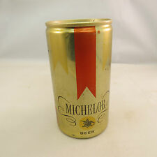 Vintage Michelob Beer can, empty, pull tab, 12 oz