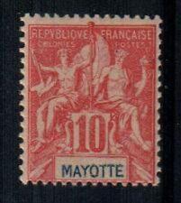Mayotte Scott 6 Mint hinged