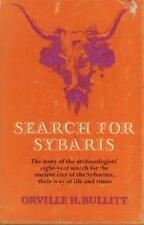 Search For Sybaris(Hardback Book)Orville H. Bullitt-J. M. Dent & Sons-U-Good