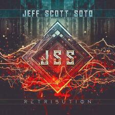 JEFF SCOTT SOTO - RETRIBUTION - CD SIGILLATO 2017