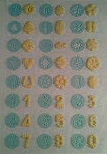 33 Pc Martha Stewart Collection Cookie and Icing Replacement Set
