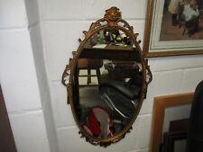 Beautiful Guilt Metal Frame Mirror