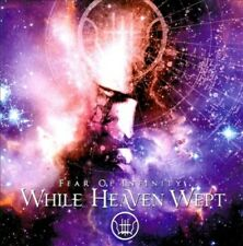 WHILE HEAVEN WEPT - FEAR OF INFINITY NEW CD