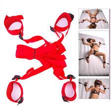 Sous lit système de retenue bracelet  poignets bondage kit set corde adult sex y