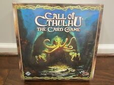 Call of Cthulhu: The Card Game (Copyright 2010) (Fantasy Flight Games)  SEALED