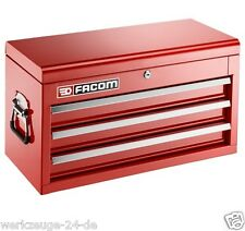 Facom stahlblech-werkzeugkasten con 3 cajones de bt.c3t
