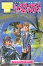 manga STAR COMICS USHIO E TORA numero 7