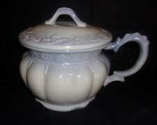 Vintage Chamber Pot  Ironstone China 1890's England