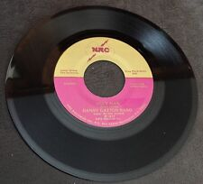 "Danny Gatton Band   Ugly Man / Love Is What You Need ~ 1977 Mint 7"" 45 RPM (45s)"