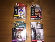 World Of Nintendo Mini Action Figure Lot Of 4 New In Package