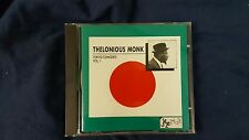 MONK THELONIOUS - TOKYO CONCERTS VOL.1. CD