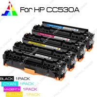 For HP CC530A -3A 304A LaserJet CP2025N CP2025DN CM2320 CM2320NF Toner Cartridge