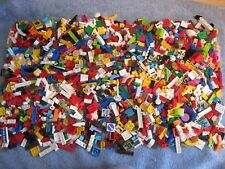 OVER ONE THOUSAND LEGO Coloured Small Pieces - A very good Mix of bricks 1000 !