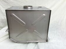 "Landrover 80"" series 1 one 1948 - 1953 fuel petrol tank, made in stainless steel"