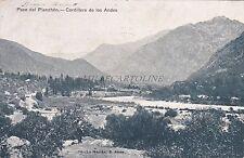 ARGENTINA - Paso del Planchon - Cordillera de los Andes