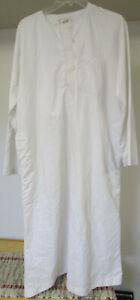 Al-Othaiman Men White Jubba Thobe Arab Classic Robe 56