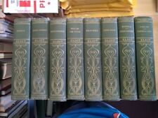 George Eliot 8 Volume set 1860