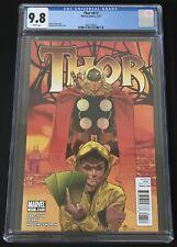 Thor # 617 2011 CGC 9.8 NM/MT WH 1st Apperance Kid Loki