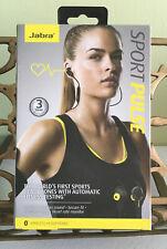 New Jabra Sport Pulse with Heart Rate Monitor Wireless Headphones
