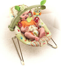 Baby Bouncer Seat Vibrating Chair Comfort Woodsie Fisher