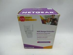 Netgear EX6100 Dual Band Wifi Repeater - New - Open Bo#