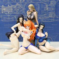 ONE PIECE POP Sexy Girl PVC Figure Nami Nico·Robin Boa Hancock Kalifa Toy no Box