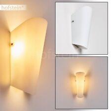 Applique murale Lampe de corridor blanche Spot moderne Lampe de séjour Luminaire