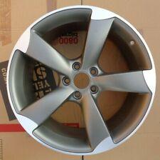 "Refurbished Genuine Audi A4 S4 19"" Rotor Alloy Wheel - 8K0601025CN - 8.5J ET43"
