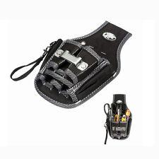 NEW Electrician Waist Pocket Tool Belt Pouch Bag Screwdriver Utility Kit Bag IYU